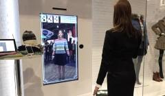 espejo inteligente 240x140 - Espejos inteligentes, la última tendencia en las tiendas comerciales