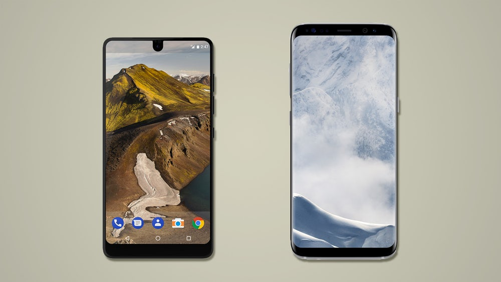 essential smartphone android - Amazon y Best Buy financiarán el nuevo smartphone del fundador de Android