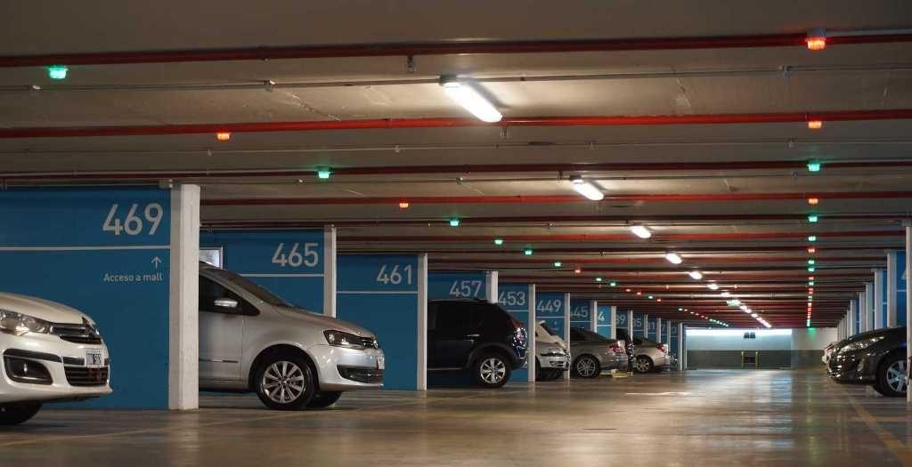 estacionamiento mall 2 1024x525 - Perú: Diez datos importantes del nuevo Real Plaza Puruchuco