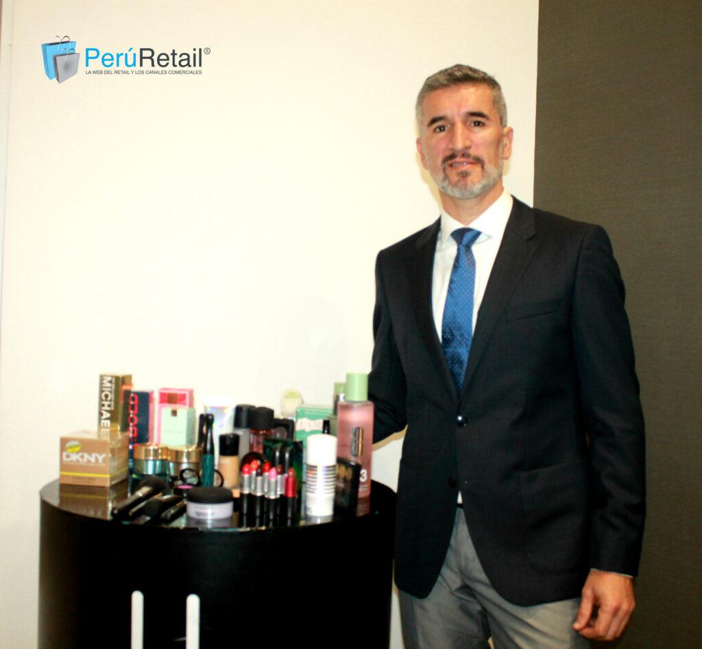 estee lauder 565 peru retail 1024x947 - Estèe Lauder Companies aumenta un 20% sus ventas en el 2017 en Perú