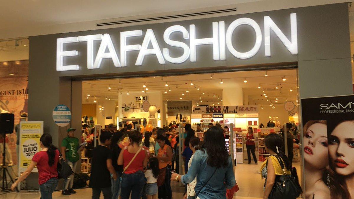 etafashion - Los créditos de tiendas departamentales en Ecuador promueven el consumo