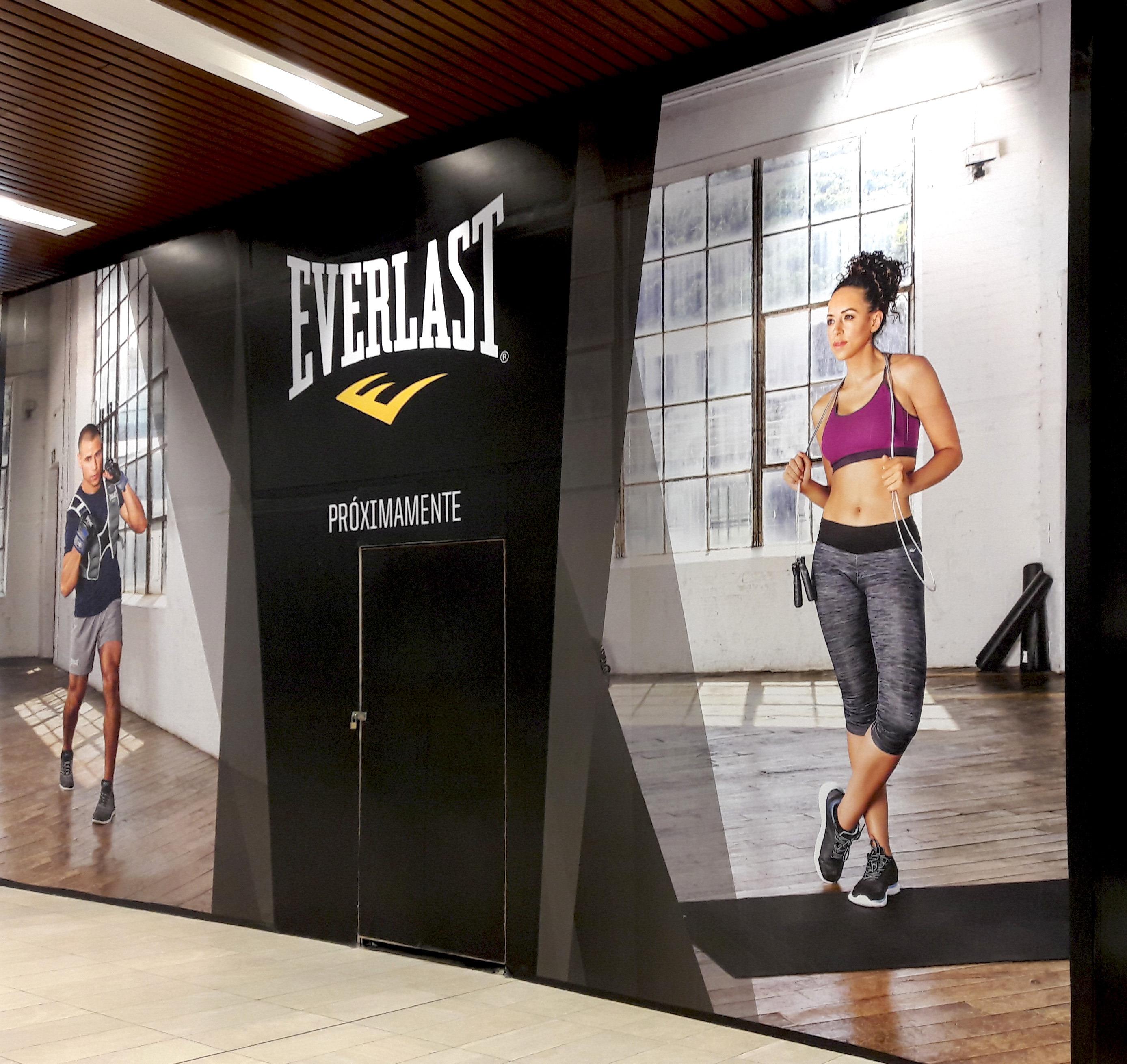 everlast tienda 2 - Everlast invierte US$ 180 mil dólares en local del Jockey Plaza