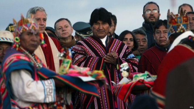 evo morales - Evo Morales deja un PBI en crecimiento y un déficit fiscal muy alto ¿qué significa?