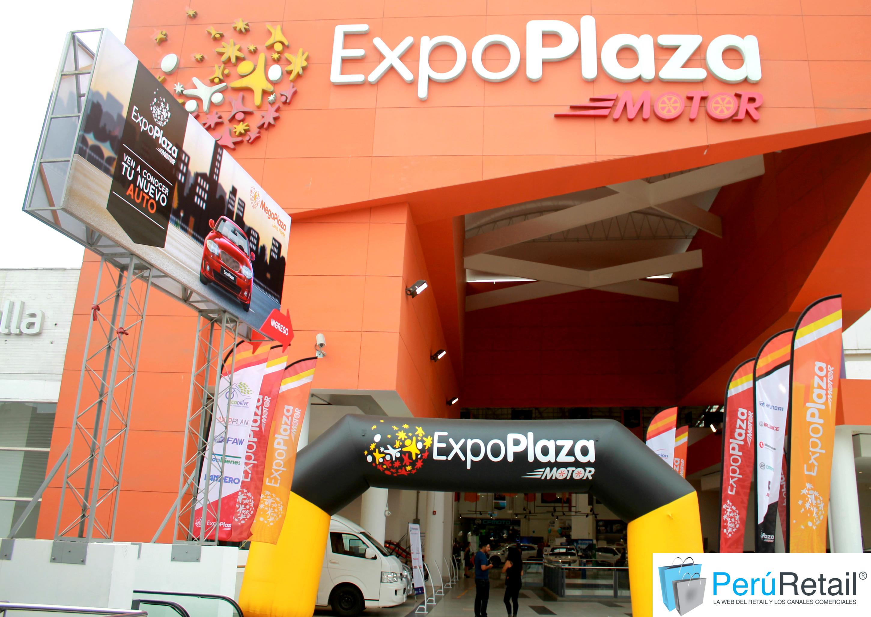 expo plaza motor megaplaza 2 peru retail - MegaPlaza invierte US$ 1 millón en nueva zona ExpoPlaza Motor
