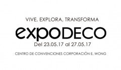"expodeco 20171 240x140 - Expodeco será sede de la premiación del ""Concurso de ideas"""