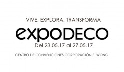 "expodeco 20171 248x144 - Expodeco será sede de la premiación del ""Concurso de ideas"""