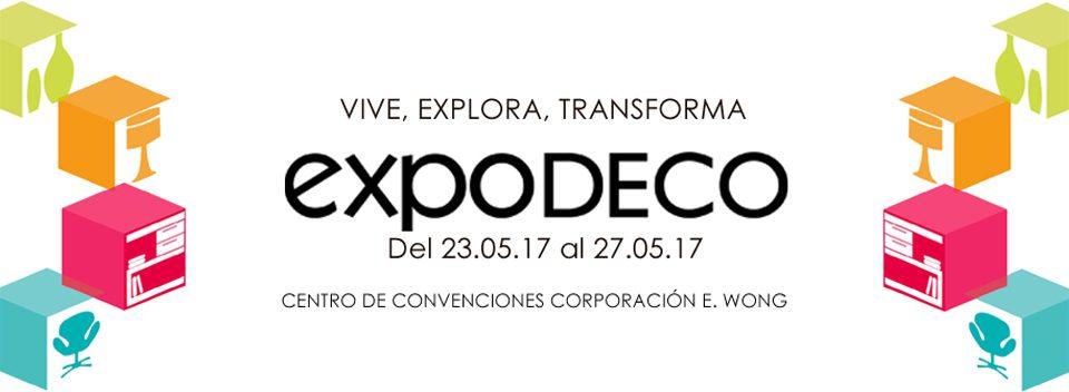 "expodeco 20171 - Expodeco será sede de la premiación del ""Concurso de ideas"""