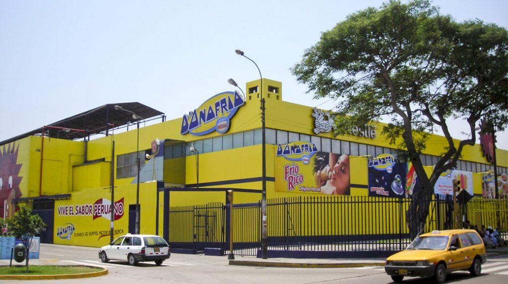 fábrica de D'Onofrio 1024x572 - D'Onofrio evalúa abrir heladerías e ingresar al ecommerce en Perú