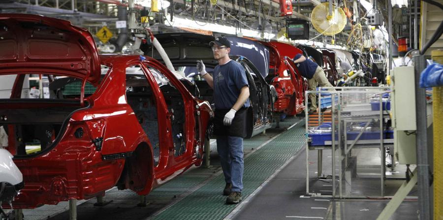 fabrica toyota 2 - Toyota invertirá $1.330 millones en su nueva planta en EE. UU.