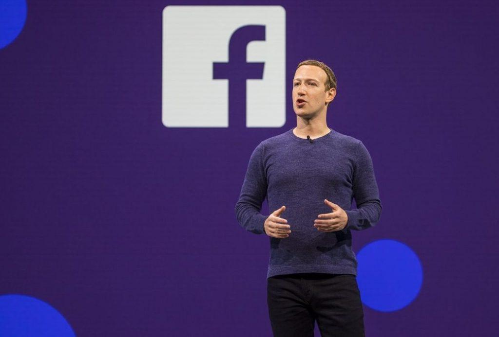 facebook mark 1024x693 - Facebook deberá pagar multa de US$5.000 millones por no proteger datos privados