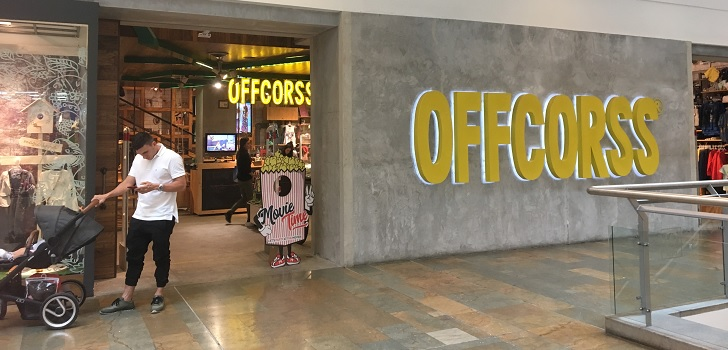 fachada offcorss - Offcorss, la nueva marca de moda infantil que desembarcaría en Perú
