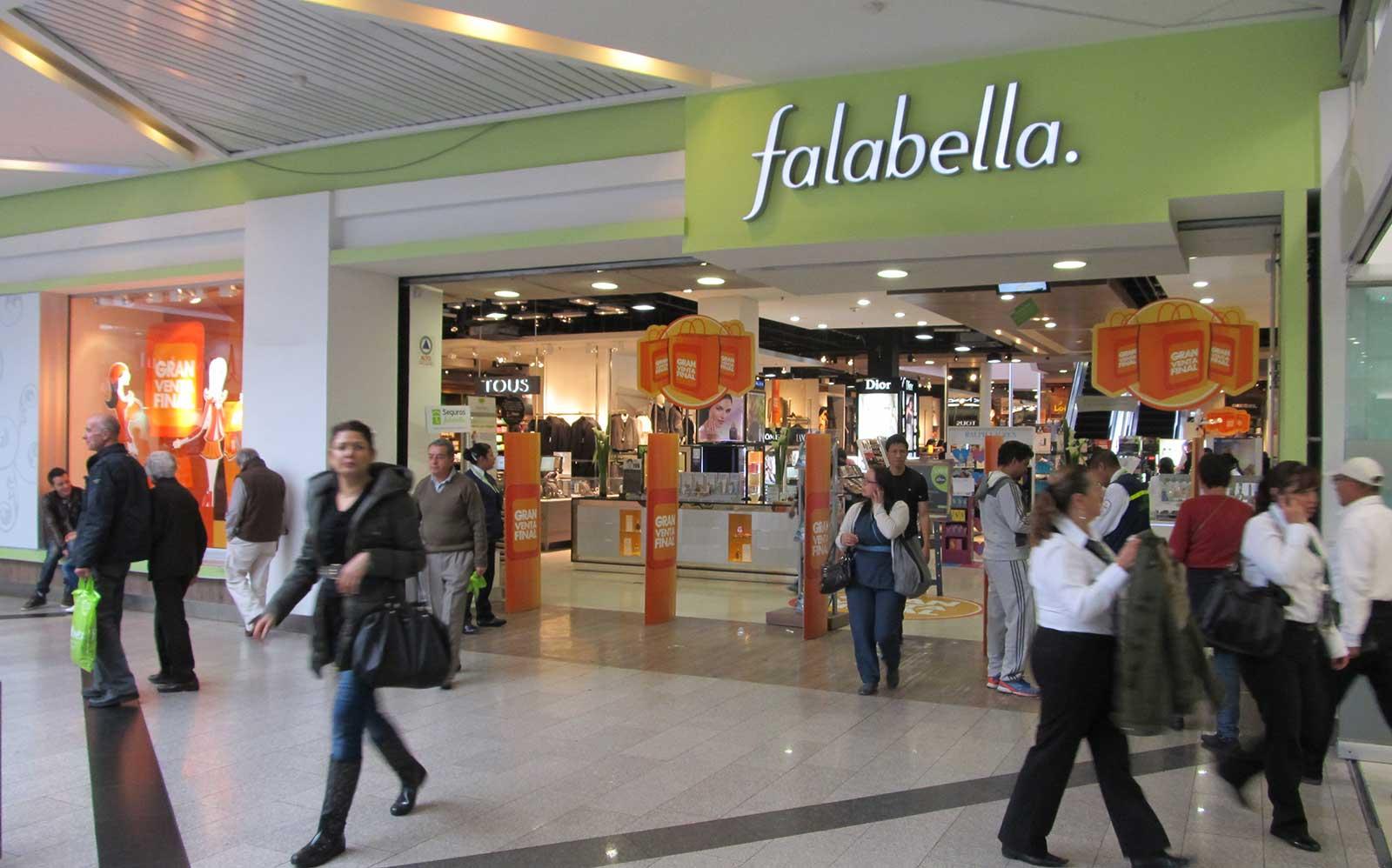 falabella digitalización