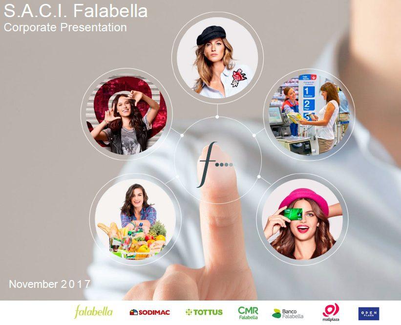 falabella noviembre 2017 - Falabella vende cerca de 3 millones de acciones