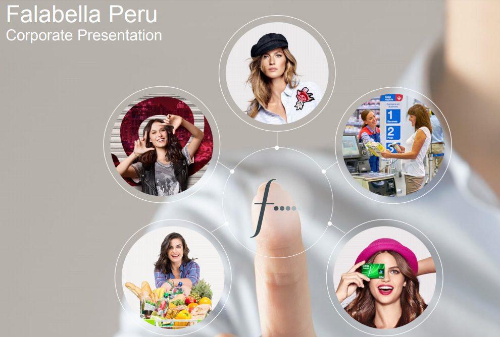 falabella peru imagen corporativa - Ingresos de Falabella subieron 6% en el cuarto trimestre del 2017
