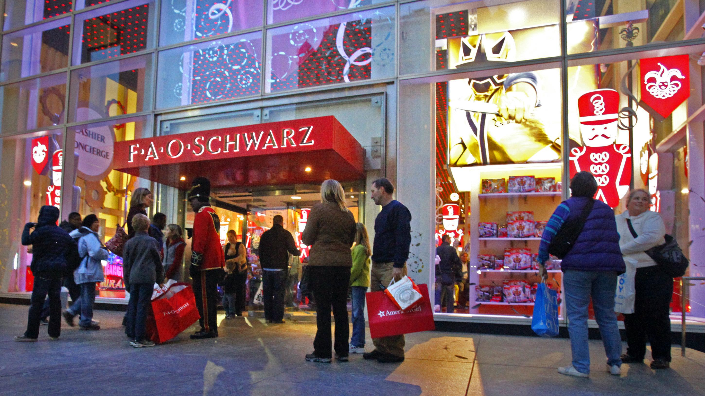 fao schwarz - Toys 'R' Us vende FAO Schwarz al Grupo ThreeSixty