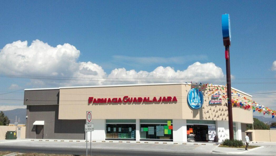 farmacia guadalajara mexico