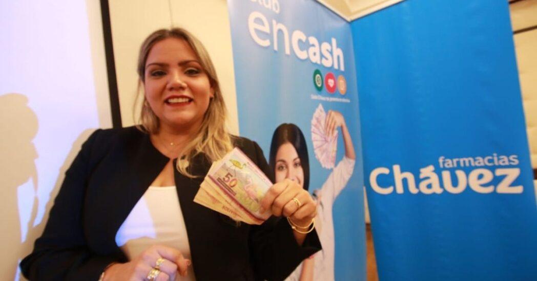farmacias chavez dinero en efectivo - Bolivia: Farmacias Chávez lanza el primer club de puntos que premia con dinero en efectivo