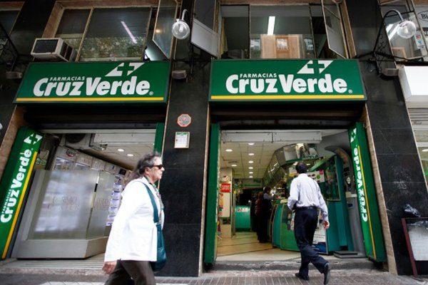 farmacias cruz verde 33