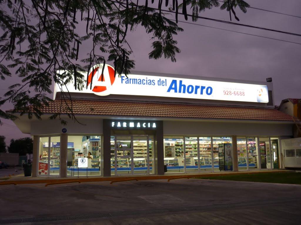farmacias del ahorro mexico