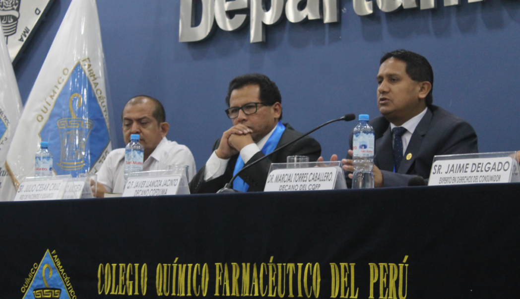 farmaciascolegio - Colegio Químico Farmacéutico presentará proyecto de ley para crear farmacias comunitarias