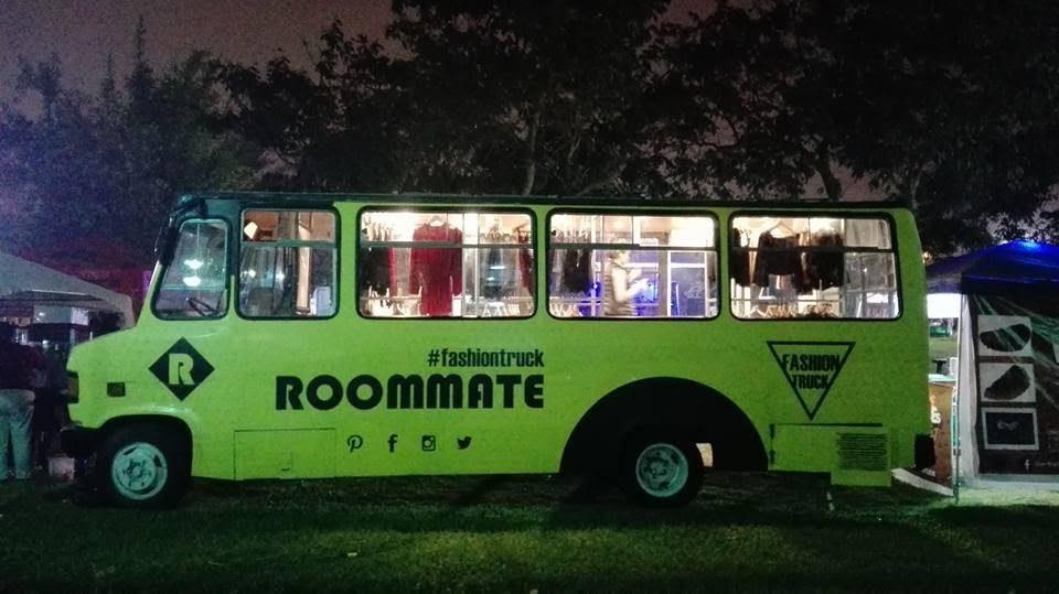 Roommate lanza su primer Fashion Truck