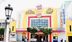 fast food mall