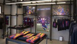 fc barcelona 1 Perú Retail 248x144 - El club español Barcelona abre dos 'pop up' en ciudades de Japón