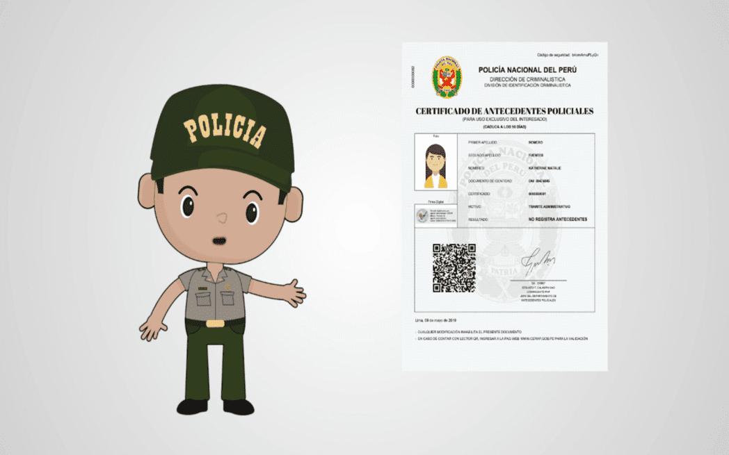 fdffdf - Conoce la aplicación que te ahorra las 'colas' para pagar por los antecedentes policiales