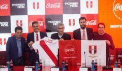 federación coca cola 2 Perú Retail 240x140 - Coca Cola renueva contrato hasta el 2023 con la Federación Peruana de Fútbol