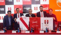 federación coca cola 2 Perú Retail 248x144 - Coca Cola renueva contrato hasta el 2023 con la Federación Peruana de Fútbol