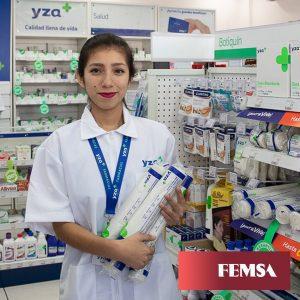 femsa yza farmacias