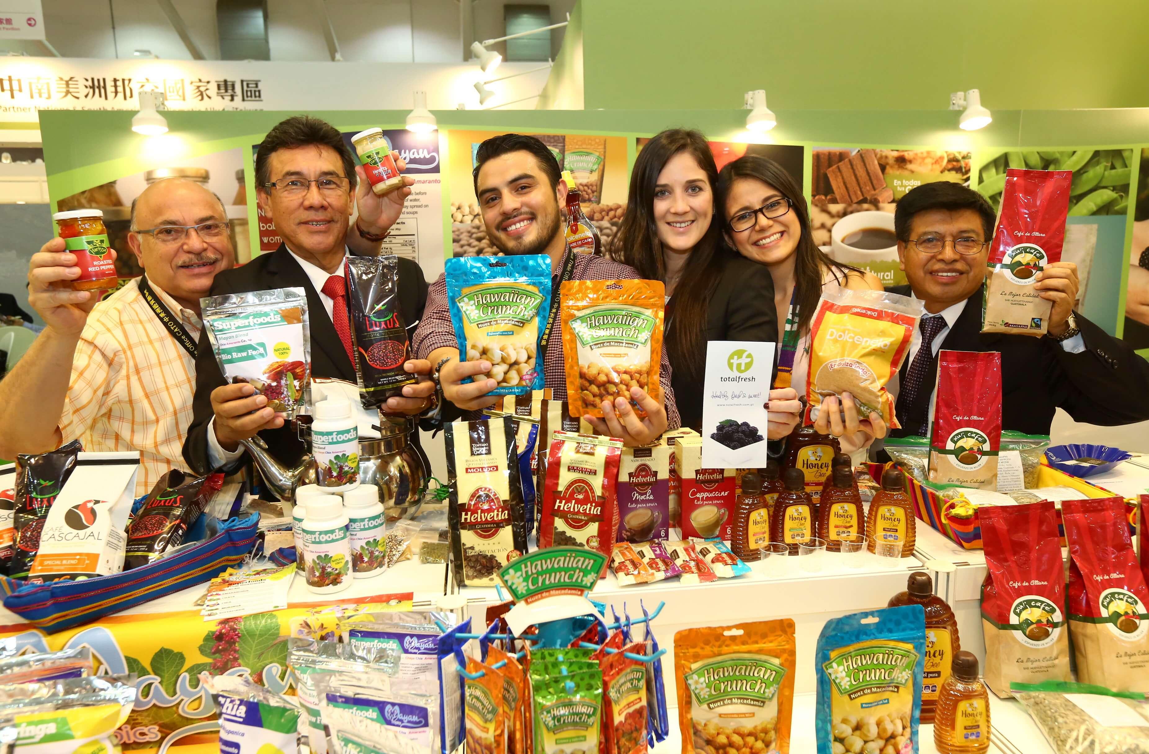 feria de alimentos taiwan 1 - Perú muestra productos novedosos en feria de alimentos de Taiwán