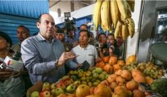 """fernando zavala pcm foto andina 240x140 - """"Hay un abastecimiento normal en el Mercado Mayorista"""""""