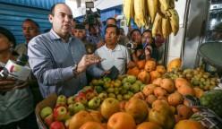 """fernando zavala pcm foto andina 248x144 - """"Hay un abastecimiento normal en el Mercado Mayorista"""""""