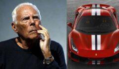 ferrari armani 240x140 - Ferrari y Armani lanzan juntos una nueva línea de moda