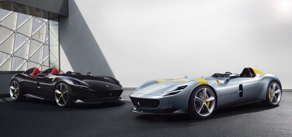 ferrari imagen - Aumentan ventas de autos híbridos y eléctricos en todo el mundo