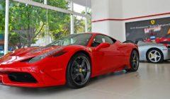 ferrari showroom 240x140 - ¿Cuáles son los planes de Ferrari para los próximos años?
