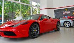 ferrari showroom 248x144 - ¿Cuáles son los planes de Ferrari para los próximos años?