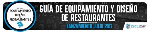 firma guía de equipamiento y diseño de restaurantes 016 - Pollo a la Brasa, plato ícono de la gastronomía peruana