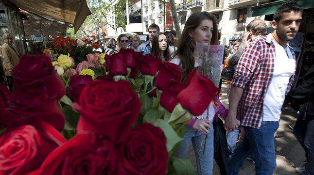 flores - Desde el 2014 los gastos en la región por San Valentín aumentó un 100%