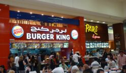 food court Dubai Mall