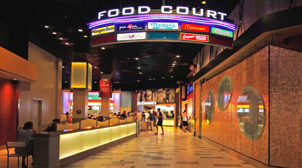 Cia Food Court