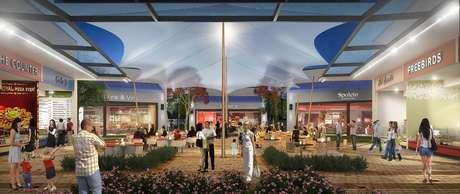 food hall court - La importancia del food court como ancla de los malls en el mundo