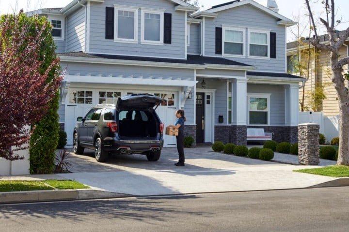 fordpass key by amazon - Ford se alía a Amazon para entregar paquetes cuando el cliente no se encuentre en su casa