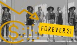 forever 21  248x144 - Forever 21 se deprecia: Ofrecen casi 50 veces menos del valor de marca