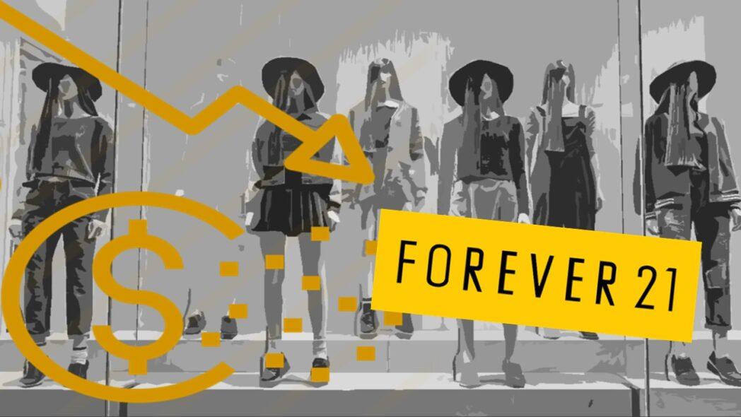 forever 21 - Forever 21 con nuevos dueños: Retailer costó solo el 2% de su precio inicial