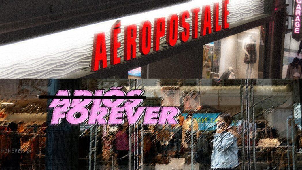 """forever 21 aeropostale peru retail - Conoce a Simon, el grupo """"salvador"""" de las marcas retail en bancarrota"""