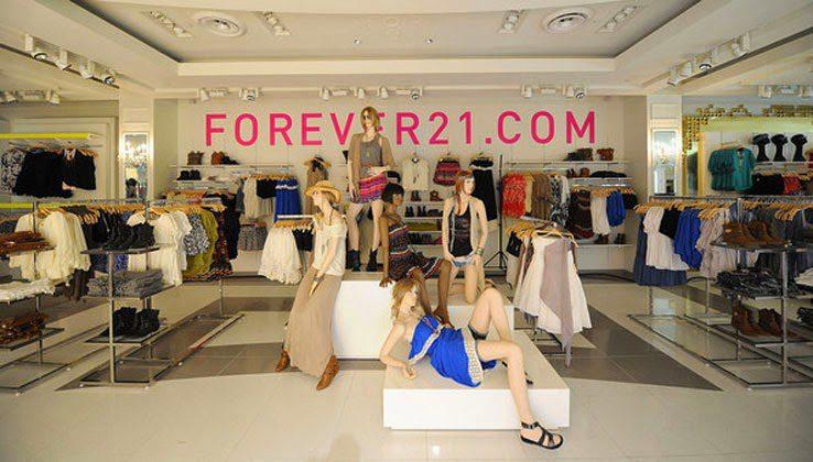 forever 21 argentina 1 - Forever 21 con nuevos dueños: Retailer costó solo el 2% de su precio inicial