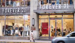 forever 21 china 248x144 - Forever 21 le dice adiós a China