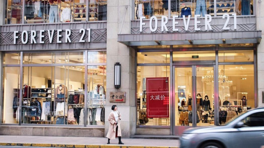 forever 21 china - Forever 21 le dice adiós a China